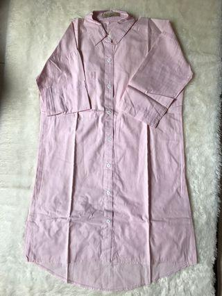 Nyla pink dress