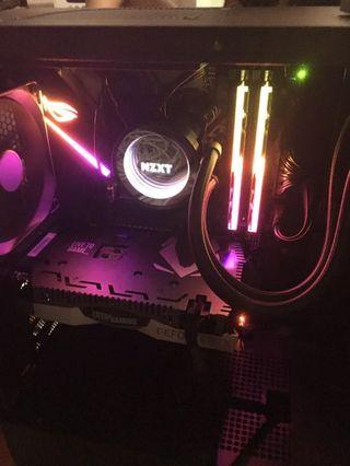 High quality custom PC builds (Gaming rig / workstation)