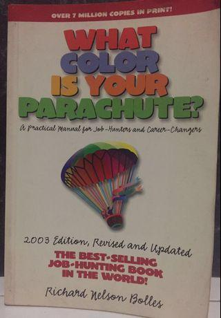 What Color Is Your Parachute? (paperback)