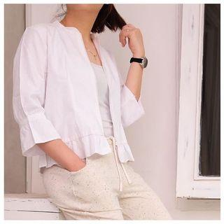 White Shirt/Outer