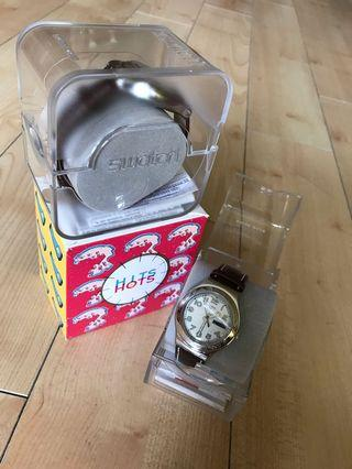 🚚 Swatch腕錶