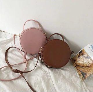 🚚 INSTOCKS | Claire Round Leather Handbag