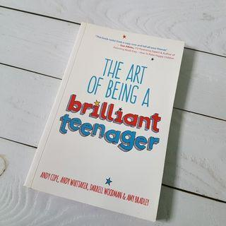 The Art of Being a Brilliant Teenager  #ENDGAMEyourEXCESS