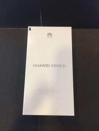 🚚 Huawei Nova 3i