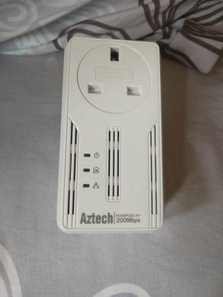 Aztech Homeplug AV