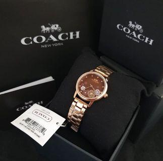 Coach Watch Women ORI