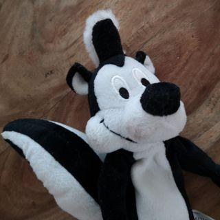 Pepé Le Pew Soft Toy