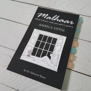Malhaar (poetry) || Ambica Uppal  #ENDGAMEyourEXCESS