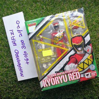 SHF Zyuden Sentai Kyoryuger/ Power Rangers Dino Charge