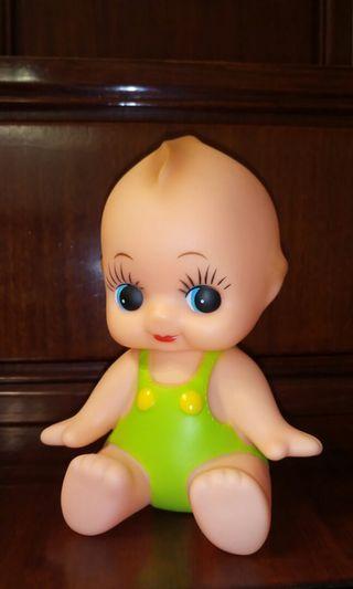 Baby toy doll BB 膠公仔