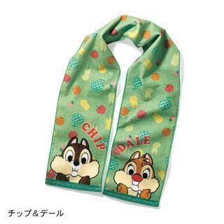 Chip n Dale 運動毛巾
