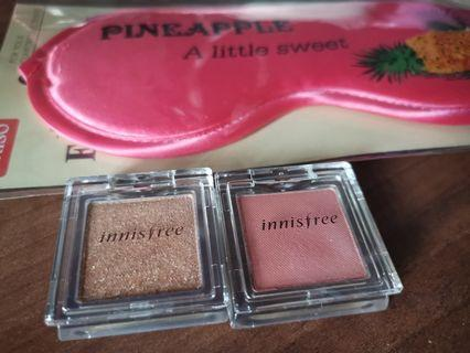 Eyeshadow innisfree brand new opened