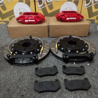 Ap cp7600 comes with QR code big brake kit