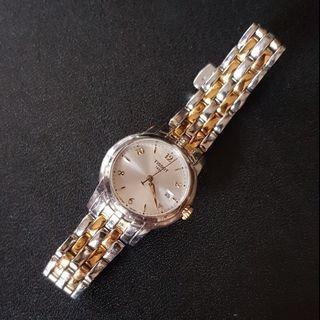 Authentic Preloved Tissot 2-Tone Ladies Watch