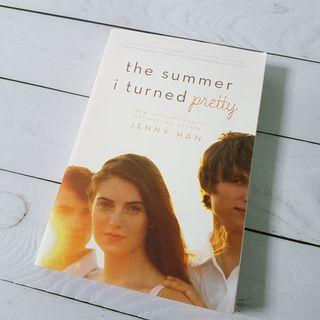 The Summer I Turned Pretty || Jenny Han  #ENDGAMEyourEXCESS