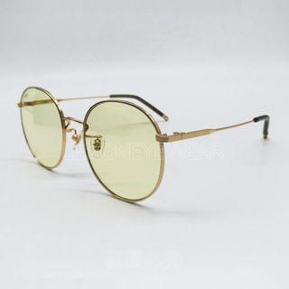 🌺 春夏新款 🌺 [檸檬眼鏡] LASH HOPE 2 MG20 太陽眼鏡 圓形鈦金屬鏡框 極輕舒適 配戴沒壓力