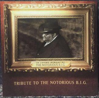 Tribute To The Notorious B.I.G. - I'll Be Missing You (CD Single)