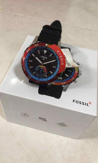 Authentic Fossil Men Hybrid Smartwatch