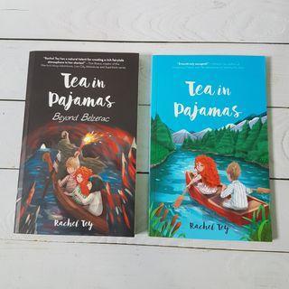 Tea In Pajamas + Tea In Pajamas: Beyond Belzerac || Rachel Tey  #ENDGAMEyourEXCESS