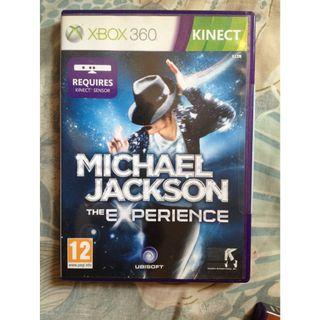 Michael Jackson The Experience Kinect 體感 xbox360 xbox 360 game