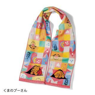 Winnie the Pooh運動毛巾