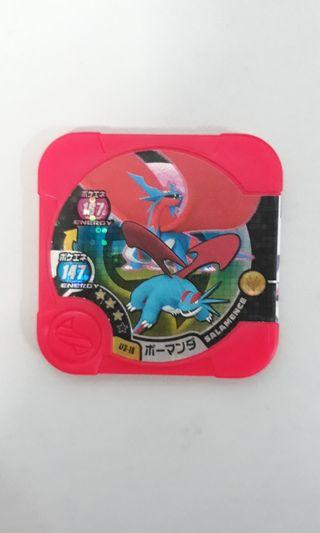 🚚 Pokemon Tretta (Salamence 3 stars)