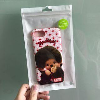 全新 日本 monchhichi monchichi iphone7/8 case 殼