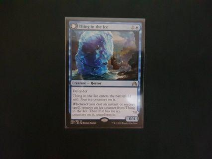 MTG SOI Thing in the Ice