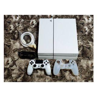 (便宜賣)PS4白色二代主機