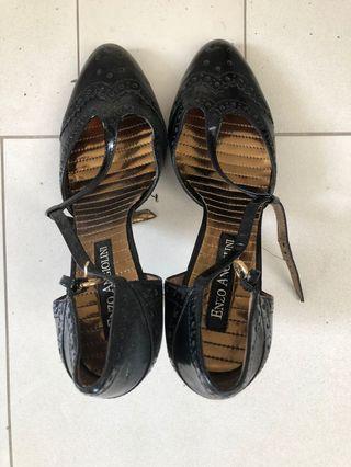 Enzo angiolini fancy heels