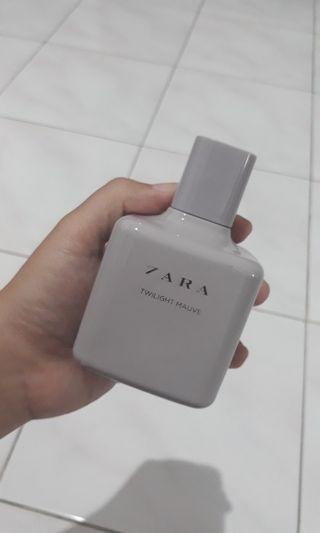 Zara Parfum new msh ada dus