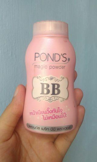 Bedak Pond's BB Magic Powder