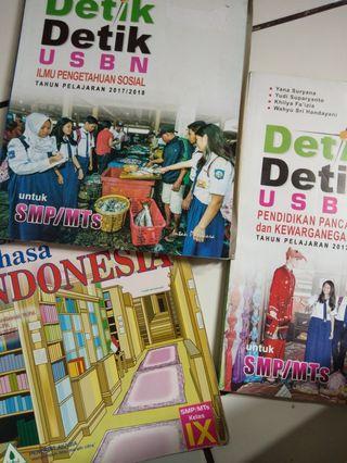 Buku detik-detik , Akasia bahasa indonesia