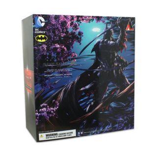 [ 全新未開封品 ] Play Arts PLAYARTS Kai 改 DC Comics Batman Timeless Bushido 蝙蝠俠 忍者 武士道