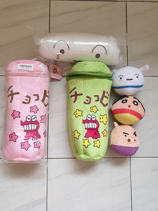 🚚 Crayon shin chan collectibles series