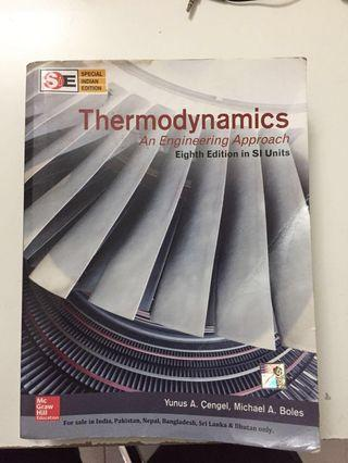 Thermodynamics: An Engineering Approach (Indian Edition)