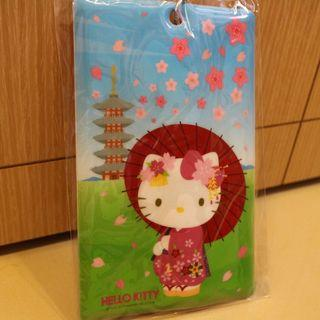 Hello Kitty JR Pass 證件夾