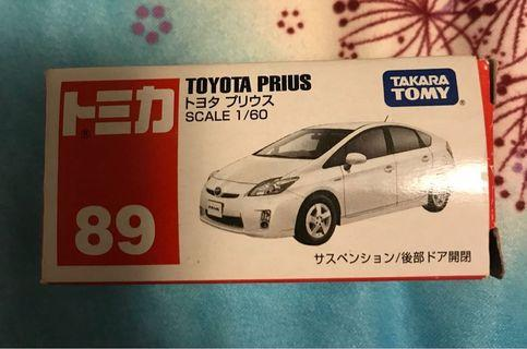 Tomica 車仔 Toyota Prius 1/60