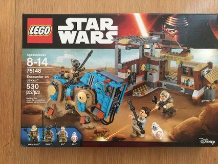 LEGO Star Wars Encounter in Jakku 75148