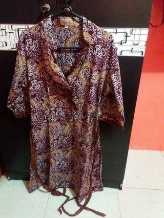 Dress batik blarak