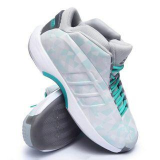 🏀絕版Adidas Kobe Byrant Crazy 1 Vivid Mint Frost Green Glow White Man Basketball男裝籃球鞋高比拜仁Tiffiny blue