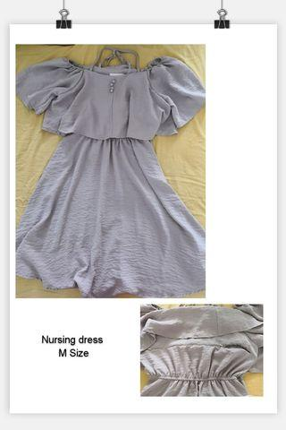 #EST50 Nursing dress / pregnant dress
