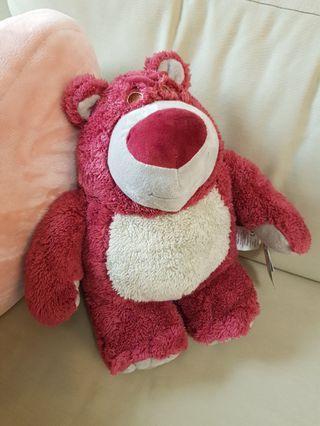 🚚 迪士尼全新熊抱哥草莓香味
