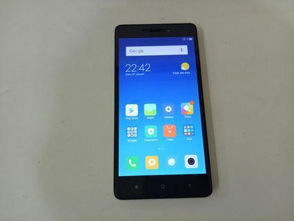 Xiaomi Redmi 3s 3/32gb hp xiaomi + carger