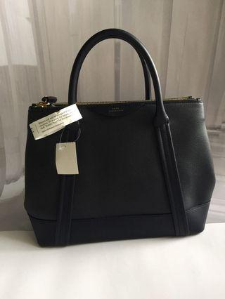 New! Authentic Anya Hindmarch Ebury Zipped Tote Bag