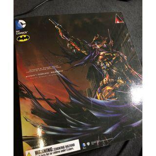 [ 全新未開封品 ] Square Enix PLAYARTS play arts KAI 改 batman timeless 蝙蝠俠 Wild West