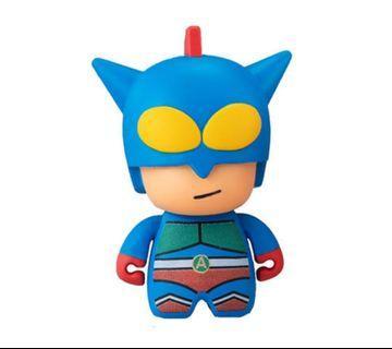 Crayon Shinchan Collechara 蠟筆小新 動感超人 Action Mask 扭蛋 1款