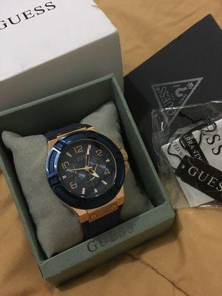 Guess Watch - Navy