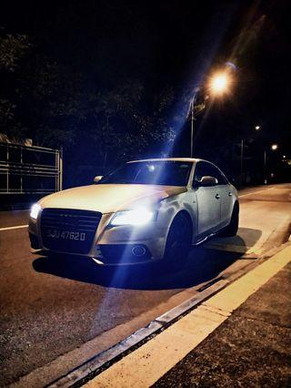 Audi A4 2.0A Quattro S-Line