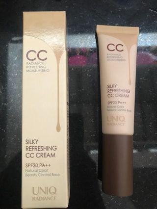 Cc Cream unique radiance